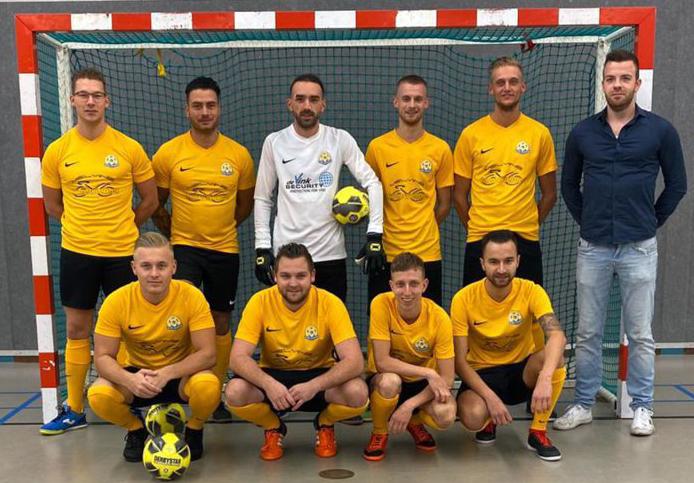 FC Coronaas - Team 5 (2020)